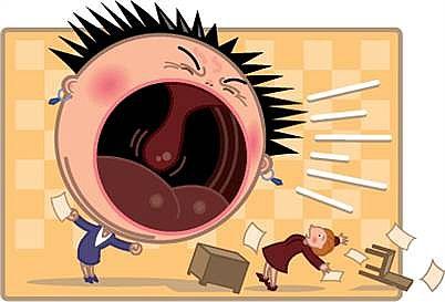 Estressar-se com seu chefe adianta?